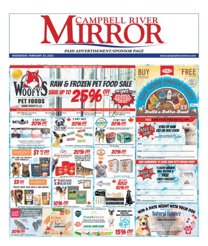 Campbell River Mirror, February 24, 2021