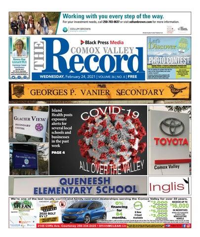 Comox Valley Record, February 24, 2021