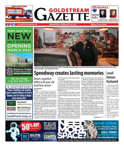 Goldstream News Gazette, February 24, 2021