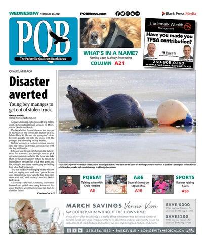 Parksville Qualicum Beach News, February 24, 2021