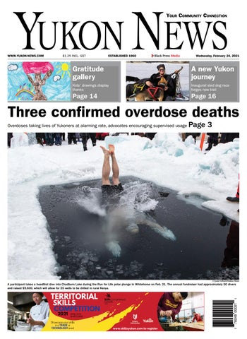 Yukon News, February 24, 2021