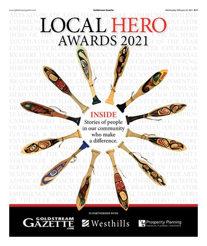 Local Hero Awards 2021