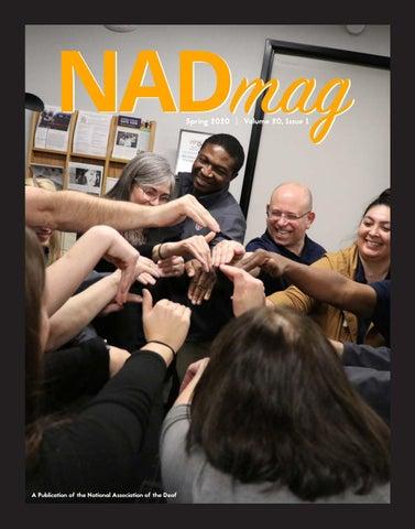 NADmag Spring 2020