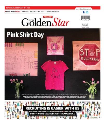 Golden Star, February 25, 2021