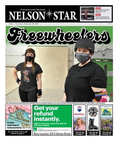 Nelson Star/West Kootenay Advertiser, February 25, 2021
