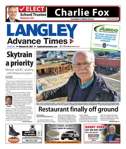 Langley Times, February 25, 2021