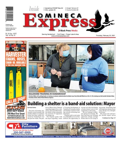 Vanderhoof Omineca Express/Stuart Nechako Advertiser, February 25, 2021