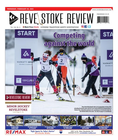 Revelstoke Times Review, February 25, 2021
