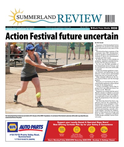 Summerland Review, February 25, 2021