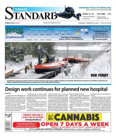 Terrace Standard, February 25, 2021