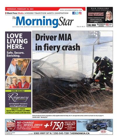 Vernon Morning Star, February 25, 2021
