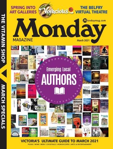 Monday Magazine, February 25, 2021