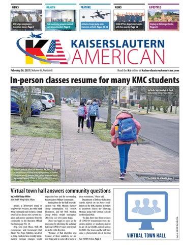 Kaiserslautern American - February 26, 2021
