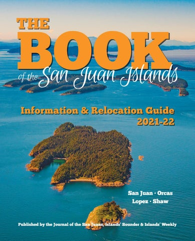 San Juan Islands - The Book 2021