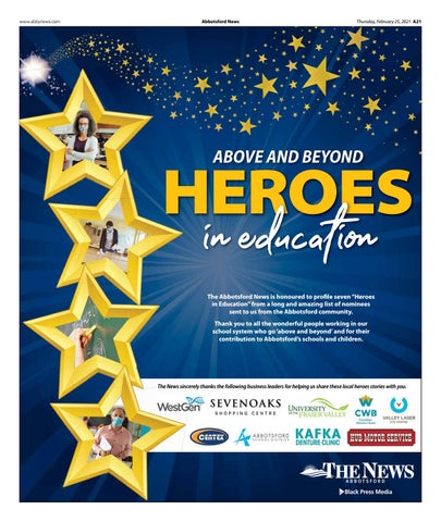 Heroes in Education 2021