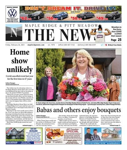Maple Ridge News, February 26, 2021