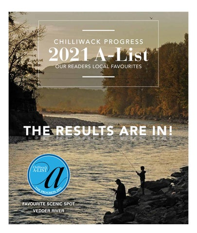A-List Chilliwack 2021