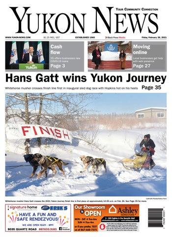 Yukon News, February 26, 2021