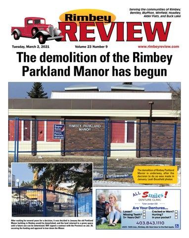Rimbey Review, March 2, 2021