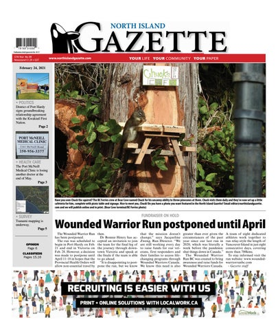 North Island Gazette, February 24, 2021
