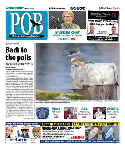 Parksville Qualicum Beach News, March 3, 2021
