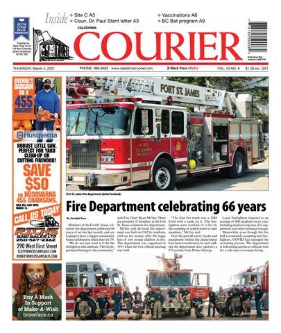 Caledonia Courier/Stuart Nechako Advertiser, March 4, 2021