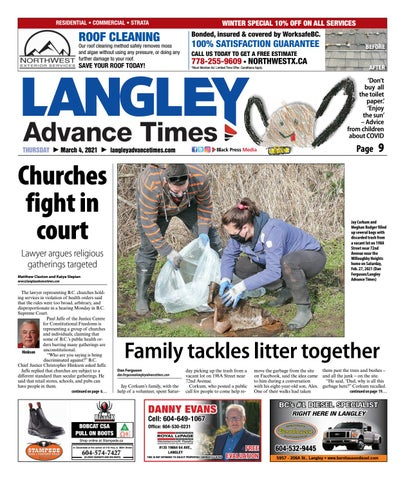 Langley Times, March 4, 2021