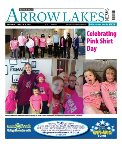 Arrow Lakes News, March 4, 2021