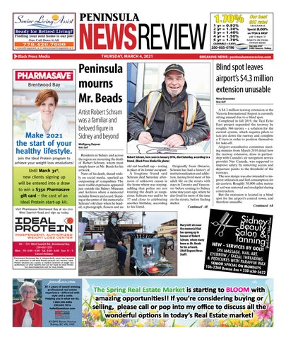Peninsula News Review, March 4, 2021