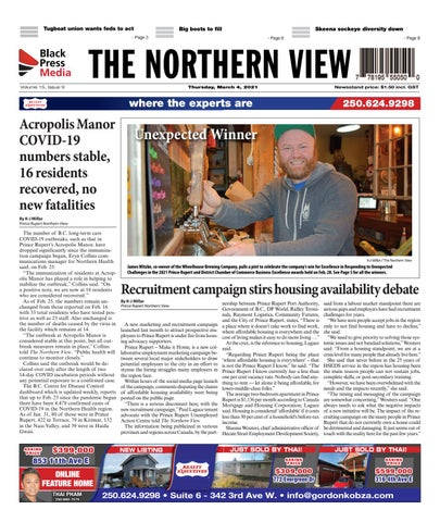 The Northern View/Northern Connector, March 4, 2021