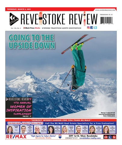 Revelstoke Times Review, March 4, 2021