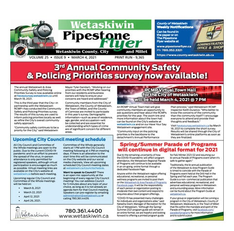 March 04, 2021 Pipestone Flyer