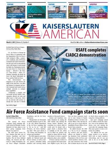 Kaiserslautern American - March 5, 2021