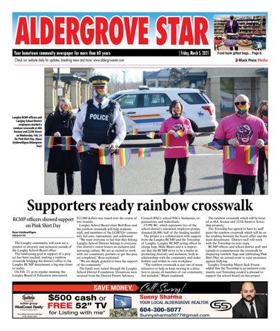 Aldergrove Star, March 5, 2021