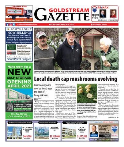 Goldstream News Gazette, March 10, 2021