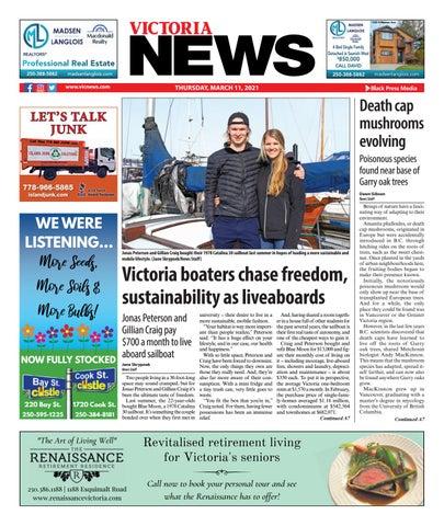 Victoria News, March 11, 2021