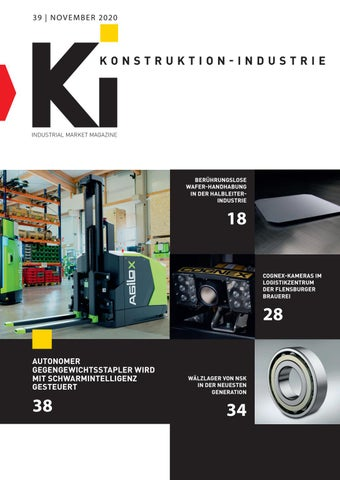 Konstruktion-Industrie | 39 - November 2020