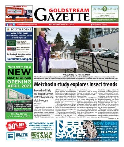 Goldstream News Gazette, March 17, 2021