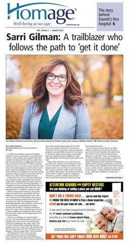 March 17, 2021 Everett Daily Herald