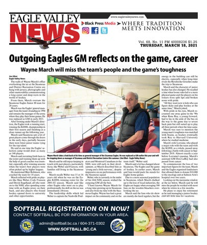 Eagle Valley News, March 18, 2021