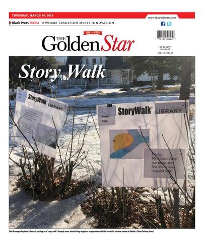 Golden Star, March 18, 2021