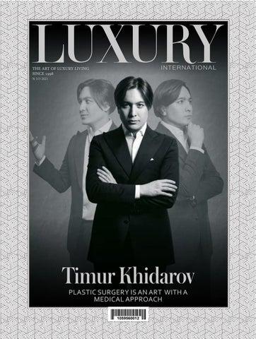 TIMUR KHIDAROV