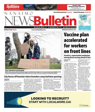 Nanaimo News Bulletin, March 24, 2021