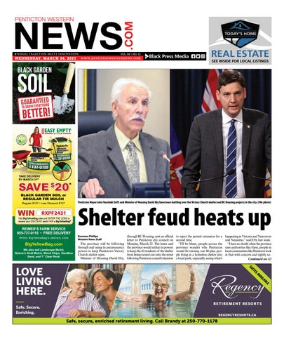 Penticton Western News, March 24, 2021