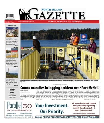 North Island Gazette, March 24, 2021