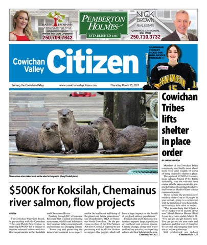 Cowichan Valley Citizen, March 25, 2021