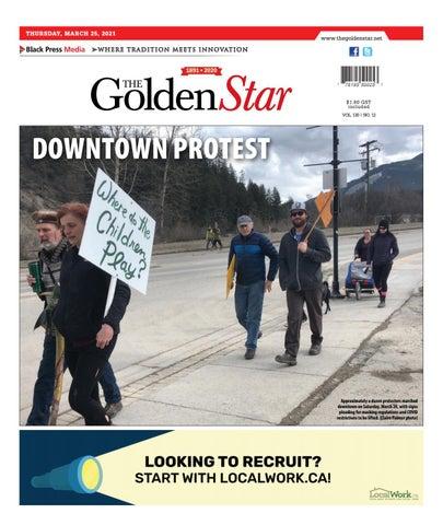Golden Star, March 25, 2021