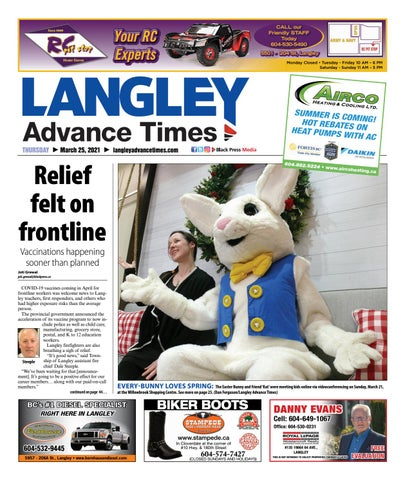 Langley Times, March 25, 2021