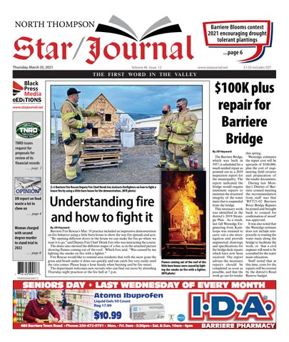 Barriere Star Journal, March 25, 2021