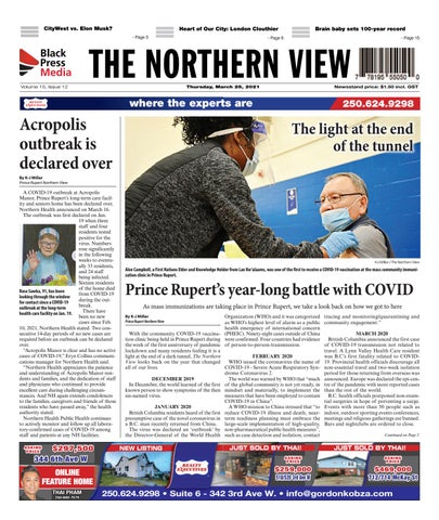 The Northern View/Northern Connector, March 25, 2021